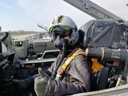 В ВС ВСУ начались испытания французских шлемов MSA Gallet - LA100 для пилотов МиГ-29