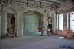 Когда одесситы увидят дом Руссова во всей красе (ФОТО, ВИДЕО)