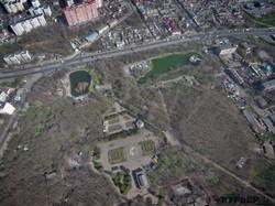 Полет над старейшим парком Одессы (ФОТО, ВИДЕО)