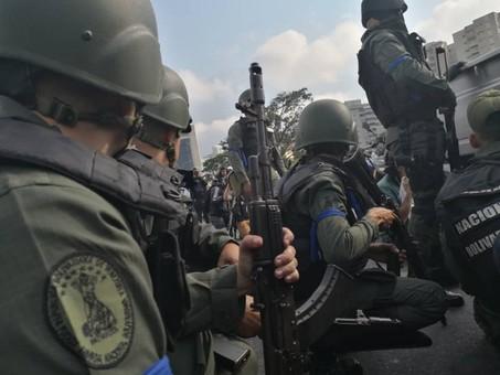 Переворот в Венесуэле… Революция? Свержение режима? Цирк?
