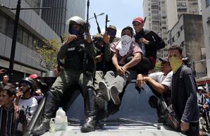 """Венесуэла восстала или эта неоднозначная """"Operacion Libertad"""""""