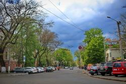 Как погода испортила одесситам маевку (ФОТО)
