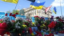 В Одессе почтили память погибших 2 мая патриотов Украины (ФОТО)