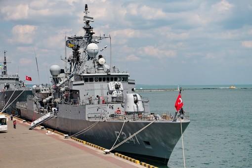 Военно-техническое сотрудничество для ВМС Украины и Турции