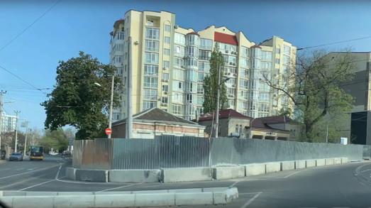 В Одессе на 10-й Фонтана строят высотку с нарушениями