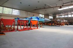 Что забыли МиГ-29 ВВС Азербайджана на ЛГАРЗ