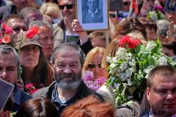 В Одессе на Аллее Славы сепаратисты хотели отдать город России и хотели быть вместе с Донбассом (ФОТО, ВИДЕО)
