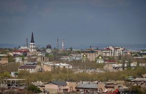 Майская Одесса: как выглядит город с высоты (ФОТО)