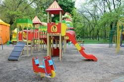 В Одессе завершают благоустройство в парке Космонавтов (ФОТО)