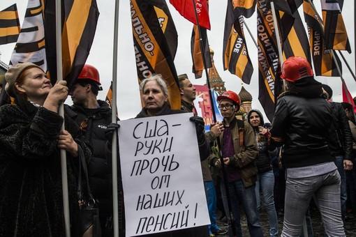 Внешние долги РФ не уменьшаются от года к году