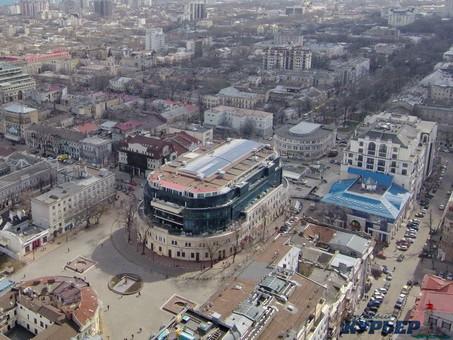 """В Одессе собираются украшать и модернизировать """"хрущевки"""""""