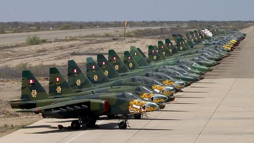 Чем Украина может помочь ВВС Перу