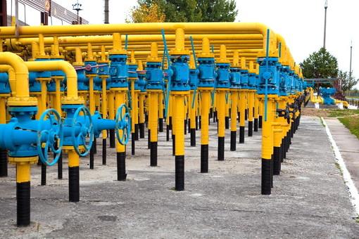 Украина рекордными темпами заполняет подземные хранилища газа