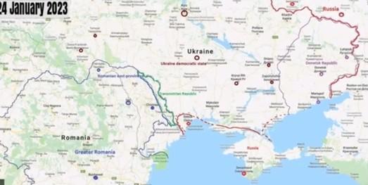 Планы Кремля по Украине всплыли в румынском националистическом видео