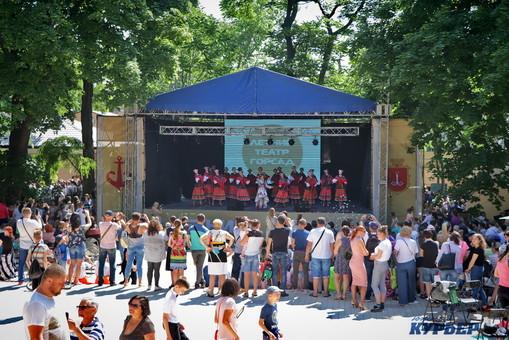 Летний театр в Одессе всегда будет открытым общественным пространством (ВИДЕО)