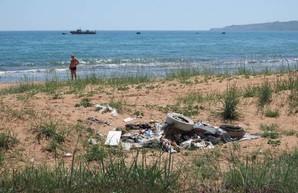 Крым превращают в туристическую помойку