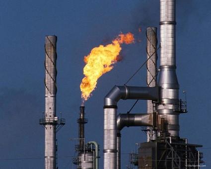 Украина продолжает наращивать добычу газа