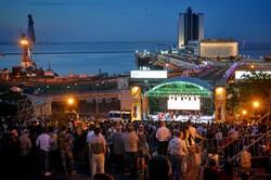 В Одессе на Потемкинской лестнице играли классику (ФОТО, ВИДЕО)
