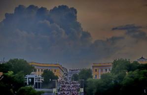 Предвыборный концерт в Одессе прошел без перекрытия дорог и акций протеста (ФОТО)