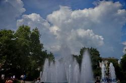 Летняя Одесса перед грозой (ФОТО)