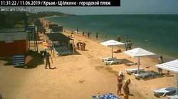 """Пляжи Крыма: """"Не сезон - 2019"""" (фото)"""