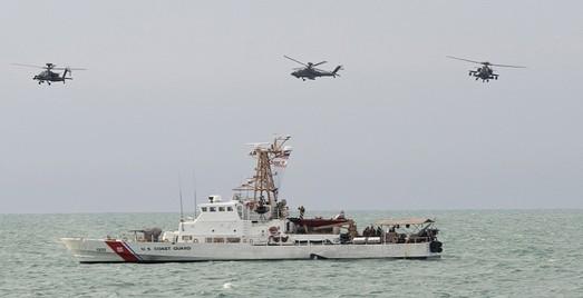Количество катеров типа Island в составе ВМСУ может вырасти до 6