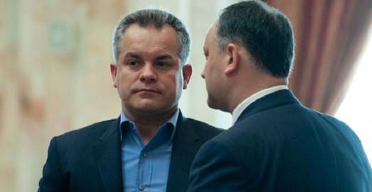 Политический кризис в Молдове или сказ про жабу и гадюку