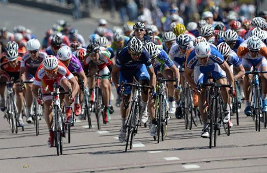 Завтра в Одессе проводится велогонка. Будут ограничения в движения транспорта