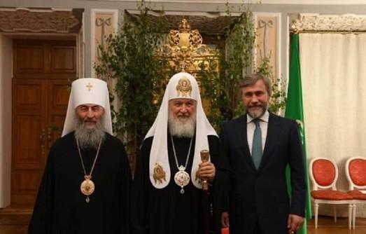 В Москву за деньгами и благословением зачастили украинские сепаратисты