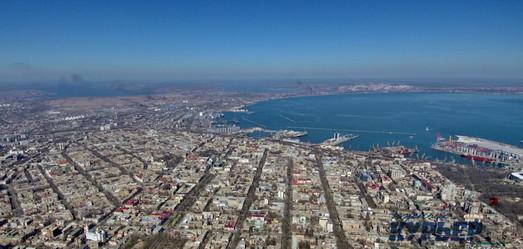 В Одессе множество домов обесточили