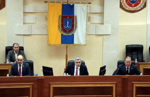 В Одесском облсовете не удалось отправить в отставку его председателя Урбанского