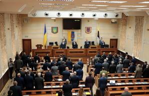 Одесский облсовет не стал рассматривать вариант реформы децентрализации