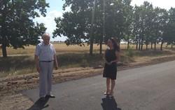 В Килийском районе Одесской области ремонтируют местную автодорогу