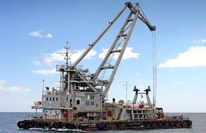 В Черноморске начинают работы по дноуглублению в акватории порта
