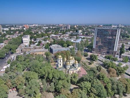 Алексеевскую площадь в Одессе ждет реконструкция