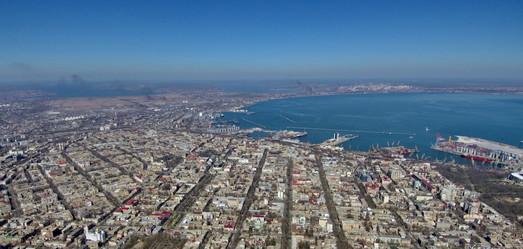 Сотни жилых домов в Одессе остались без света