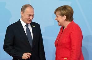 """Германия с рвением и самопожертвованием леммингов """"ЗА"""" """"Северный поток - 2"""""""