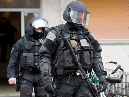 В Германии задержан подозреваемый в парижской бойне или предотвращен новый теракт