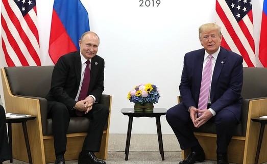 Встреча Трампа и Путина и место вопроса Украины в ней