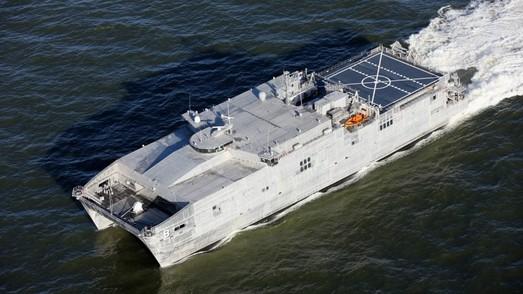 США направляют в Одессу сверхскоростной катамаран и ракетный эсминец