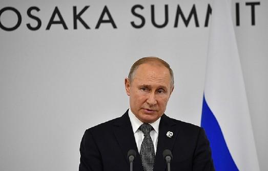 Путин использовал G-20 как медиаплощадку для трансляции фейков