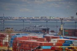 Скоростной катамаран ВМФ США уже прибыл в порт Одессы (ФОТО)