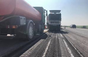 На текущий ремонт местных автодорог в Одесской области потратят более 600 миллионов гривен