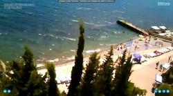 """Как пляжи Крыма встретили июль в """"не сезон - 2019"""" (фото)"""