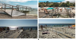 В Одессе пляж для людей с ограниченными возможностями не смогут подготовить до конца курортного сезона