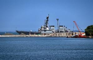 """В Одессе адмиралы и капитаны рассказали, каким будет """"Си-Бриз"""""""