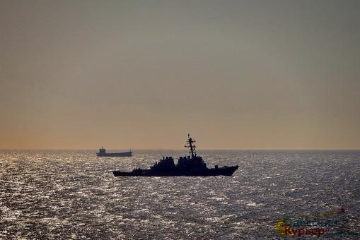 """Морские учения """"Си-Бриз"""" в Одессе: началась активная морская фаза (ФОТО)"""