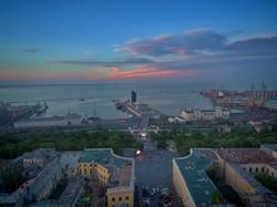 Что строят в Одессе на крышах за спиной у Дюка (ФОТО)