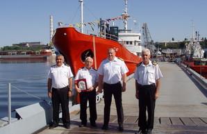 Крупнейшее гидрографическое судно Украины ГС-82 вот уже полсотни лет на службе у Госгидрографии