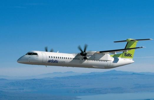 Зимой «airBaltic» не будет летать из Одессы в Ригу